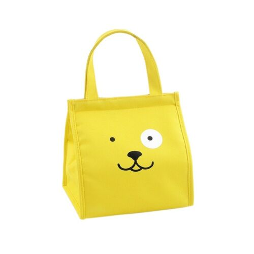 Lunch Bag Cartoon Kids Insulated Bags Newly Portable Picnic Lunch Box Cool Bag