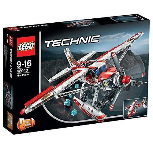 LEGO ® Technic ™ 42040  löschflugzeug NUOVO nuovo OVP MISB  moda