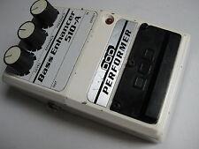 Very Rare Vintage DOD Performer 510-A Bass Enhancer Guitar Effect Pedal