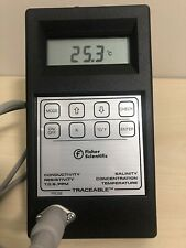 Fisher Traceable 09 326 2 Digital Conductivity Resistivity Tds Meter With Probe