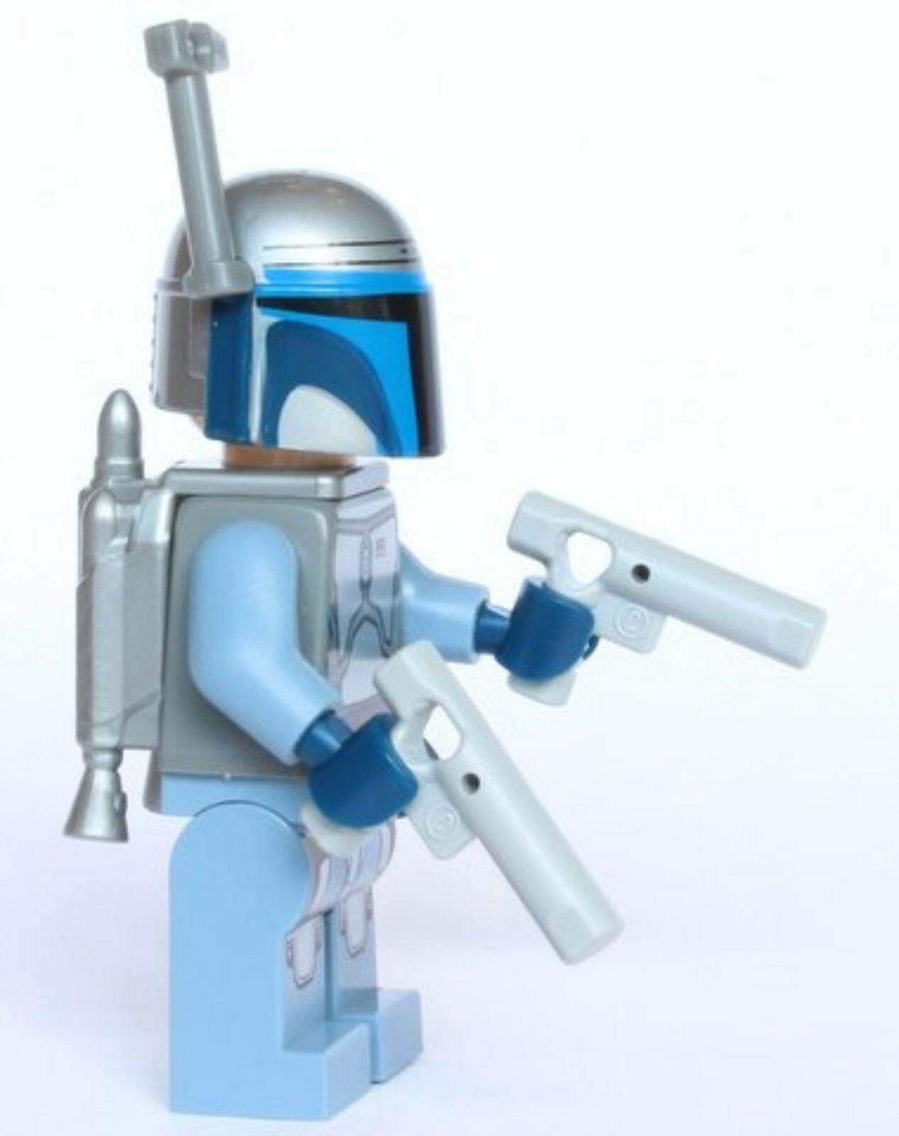 FROM SET 75015  STAR WARS EPISODE 2 Smile NEW LEGO Jango Fett sw0468