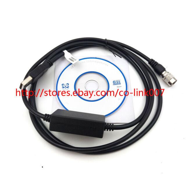 driver para cable usb topcon