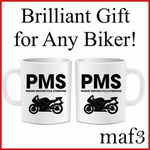 Image is loading PMS-Motorbike-Mugs-Novelty-Tea-Coffee-Present-Gifts-