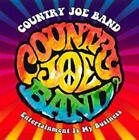 Entertainment Is My Business Country Joe Band 5036436093120