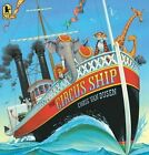 The Circus Ship Book | Van Dusen Chris PB 0763655929 BAZ