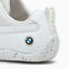thumbnail 6 - Puma BMW Speed Cat M Motorsport Mens Premium Leather Trainers in White