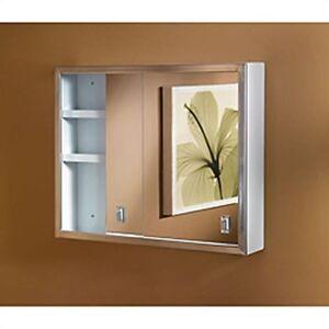 Jensen B704850X Medicine Cabinet 656407037684   eBay