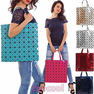 Damentaschen-Shopping-Bag-Schulter-Handtasche-Umwandelbar-Reisverschluss