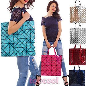 Women-039-s-Handbag-Shopping-Bag-Shoulder-Handbag-Convertible-Zip-New-70690