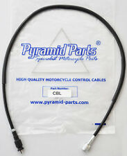 Honda cd125 Tc cd185 T Cd200 Benly 1978-1986 Speedo Velocímetro Cable