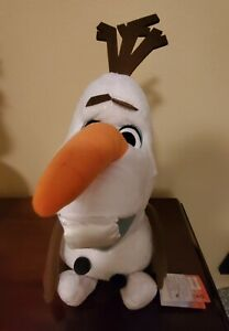 Disney-Olaf-Plush-Frozen-2-Large-17-039-039-Brand-New-with-tags