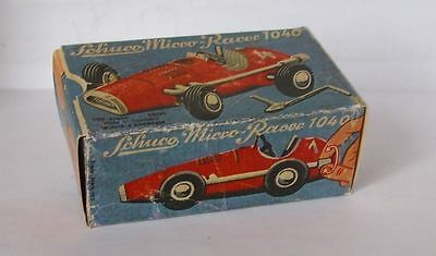 Repro Box Schuco Micro Racer 1040 Ferrari