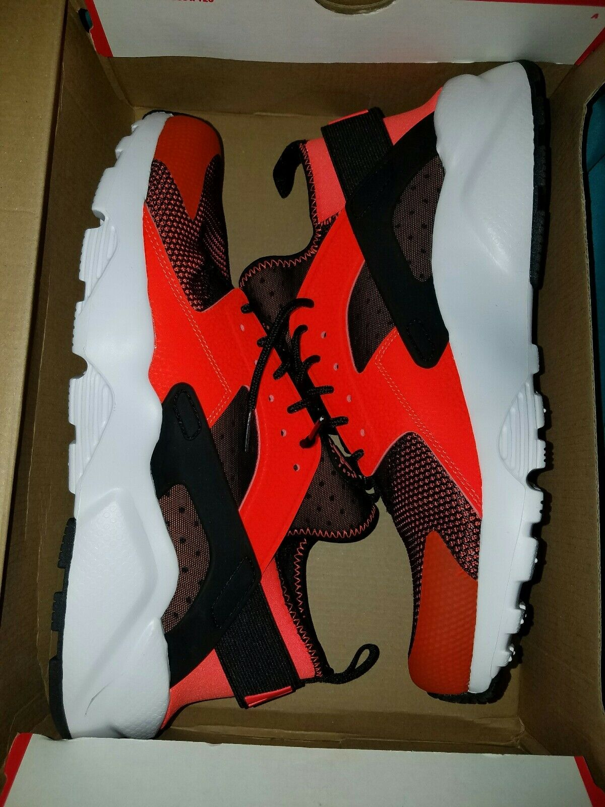DS Nike Air Huarache Run Ultra Crimson Orange Shoes Sneakers Sz 10 819685-008 Seasonal price cuts, discount benefits