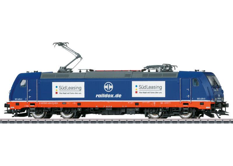 Märklin 37857 Electric Locomotive BR 185.2 DB AG   raildox   mfxplus