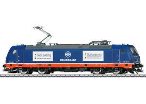 "Märklin 37857 E-Lok BR 185.2 DB AG ""Raildox"" mfxPLUS Soundfunktionen #NEU in OVP"