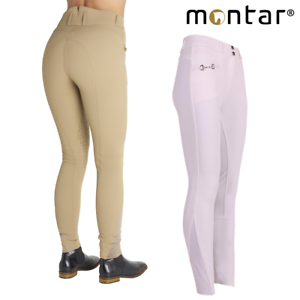 Montar Molly Ladies Silicone Knee Patch Breeches SALE FREE UK Shipping
