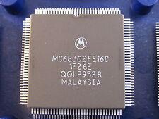 MC68302FE16C Motorola Integrated Multiprotocol Processor im CQFP132 Gehäuse