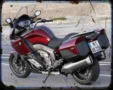 BMW K 1600 GT 11 1 A4 Foto Impresión moto antigua añejada De