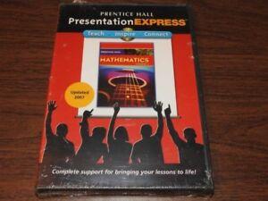 Pearson-Prentice-Hall-Presentation-Express-CD-Mathematics-Course-3-Windows-Mac