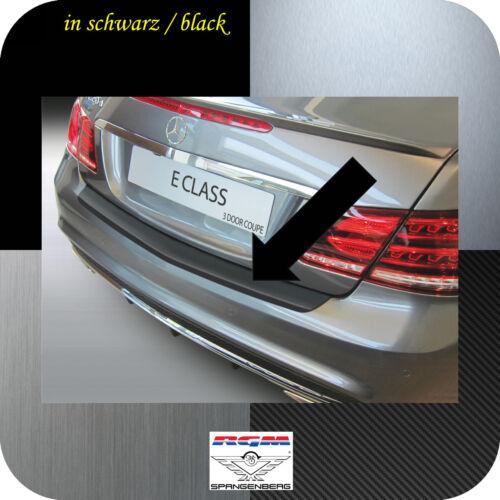 Original RGM Ladekantenschutz ABS schwarz Mercedes E-Klasse Coupe C207 ab 2009