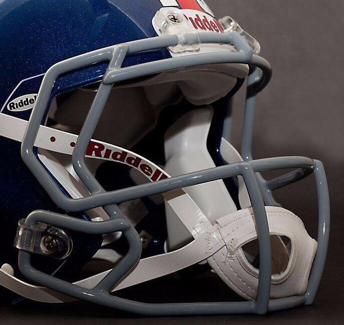 "MARCUS MARIOTA Riddell Speed /""808/"" Football Helmet Facemask//Faceguard ANY COLOR!"