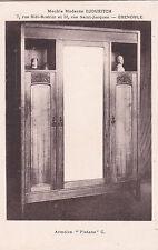 GRENOBLE meuble moderne DJOUKITCH armoire platane