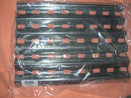 """Brinkmann Gas Grill Stainles Steel Heat Plates 16 3//8 x 12/"""" BMHP2 New"""