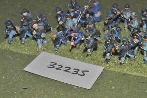 25mm acw / Union - Regt 25 chiffres Inf (32235)