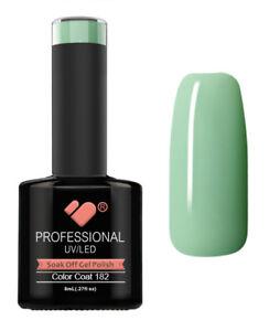 182-VB-Line-Menthol-Green-Pastel-UV-LED-soak-off-gel-nail-polish