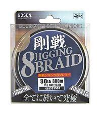 GOSEN Tsuyoshi-sen jigging 8BRAID300m30lb (1.5)