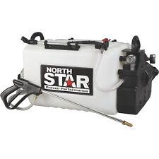Northstar Atv Boomless Broadcast Amp Spot Sprayer 16 Gallon Capacity 22 Gpm 12 V