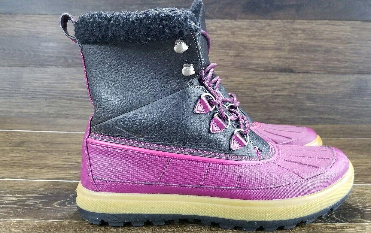 Nike Woodside II 2 High Cool Grey Cool Grey-Bordeaux 537347-006 Women's Size 8.5