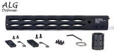 """ALG 13"""" Modular Rail * V0 Black * Free Floating * Complete Kit * 05-271B New!"""