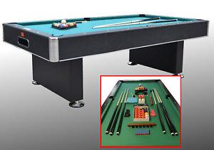 Tavolo Da Biliardo Richiudibile.Biliardo Zeus De Luxe 245 Cm Full Optional Tavolo Da Biliardo
