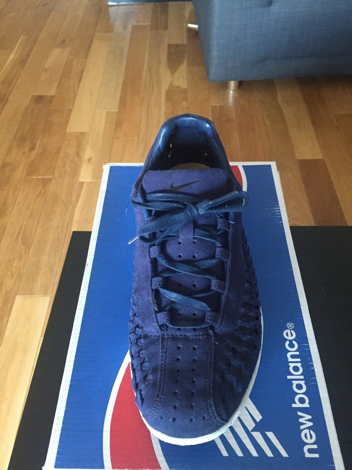 Nike Woven 9/10 Navy8 9/10 Woven Condition fc659c