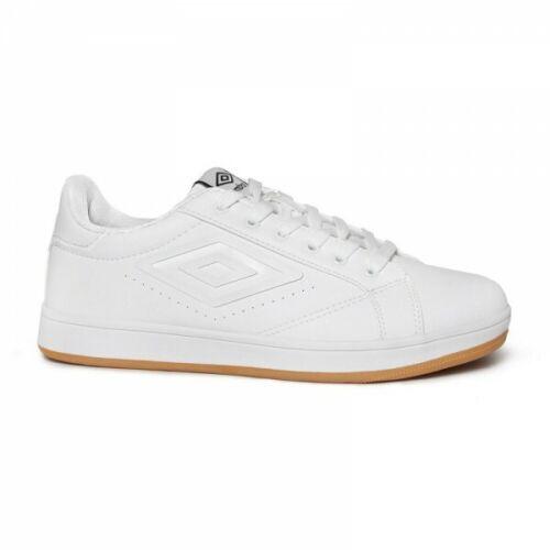 Scarpe da Ginnastica Uomo Umbro Wimbledon 2.0 Sneakers Basse Bianca RFP38094STOW