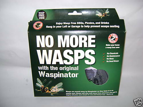 Waspinator Twin Pack No More guêpes Pest Control