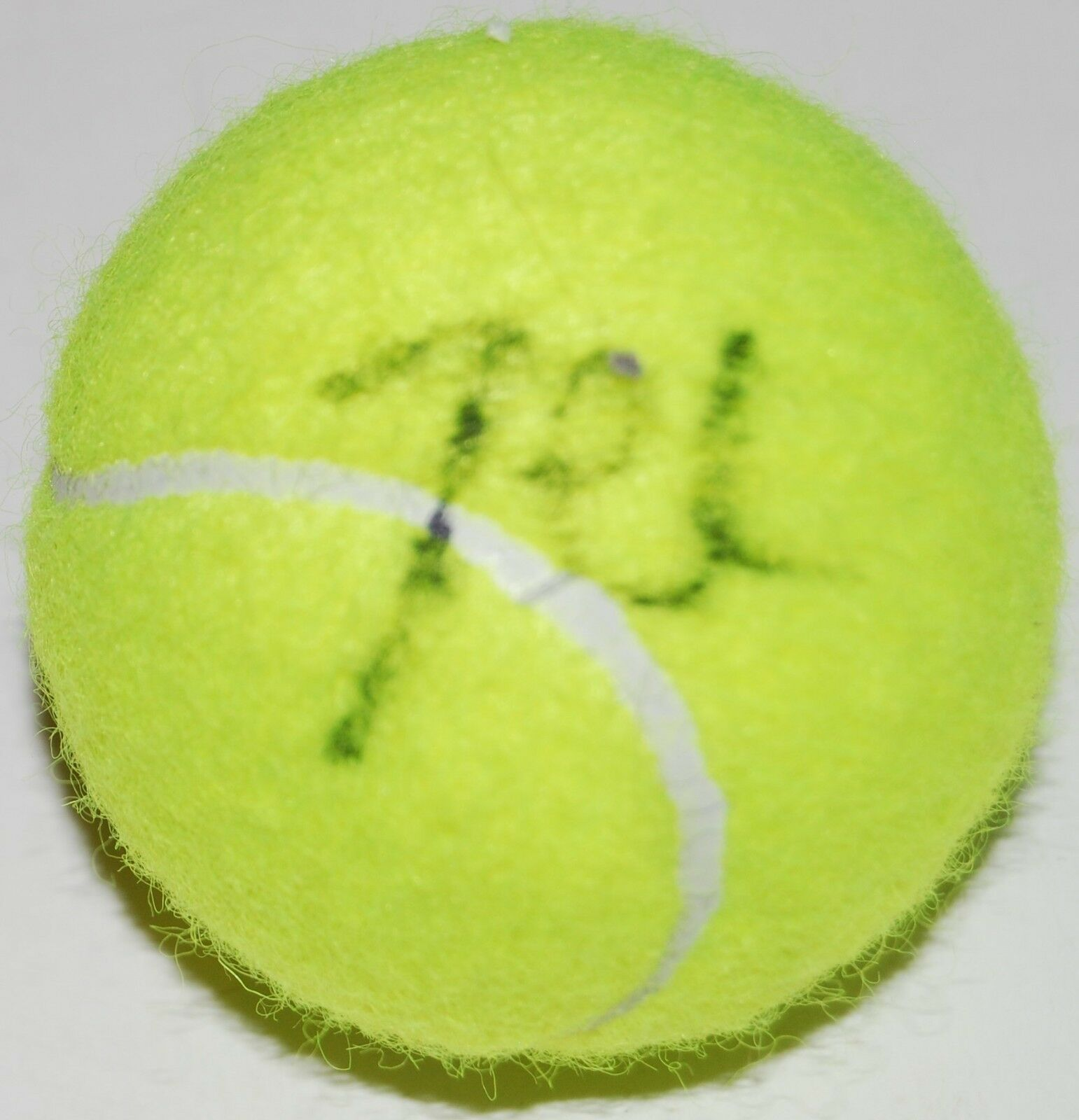 Thomas Enqvist Firmado (Tenis) Bola Wimbledon Lavar Copa Autografiado con   Coa