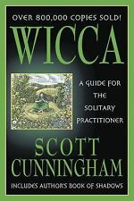 Wicca: A Guide for the Solitary Practitioner, Scott Cunningham, Acceptable Book