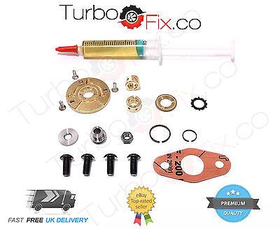 IHI RHF4 VJ40 Turbocharger repair rebuild service kit for Mazda 6 2.2 MZR-CD