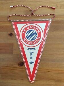 FC Bayern Munich FANION 🔴 🏆 ⚪