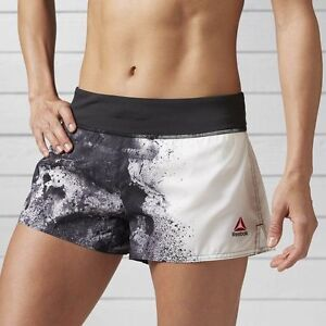 REEBOK KNITTED WOMEN SHORTS - 8 CMS