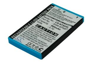 Li-ion Battery For Ninetendo Advance Sp New Premium Quality Apparence Attractive