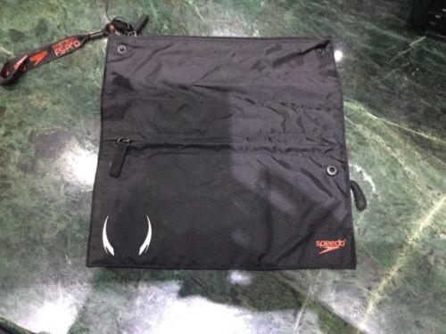 **BAG ONLY**Great speedo fastskin Fs-pro Pro Water resistant Swimwear Bag//holder