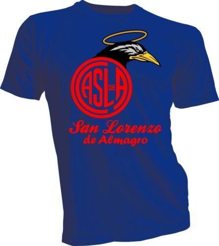 Club Atletico San Lorenzo de Almagro Argentina Camiseta T shirt Remera Cuervos