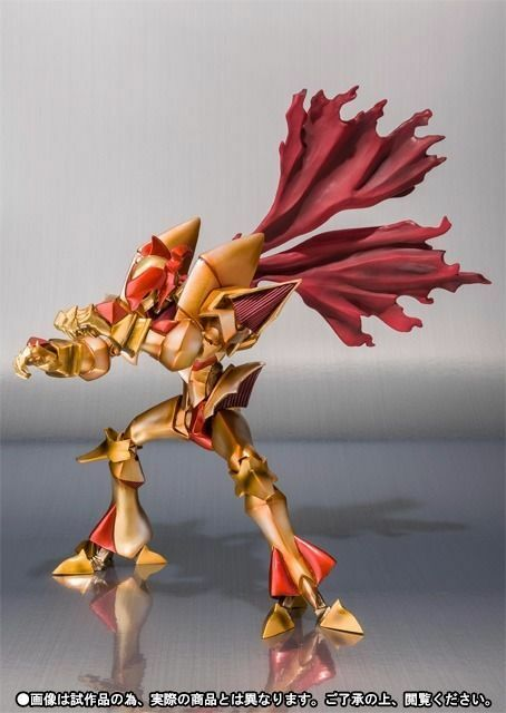 D-Arts Wild Arms 2nd Ignition OVER KNIGHT BLAZER Action Figure BANDAI from Japan