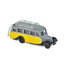 grau-gelb 1:87 1947-159925 Bus Norev Citroen U23 Autocar