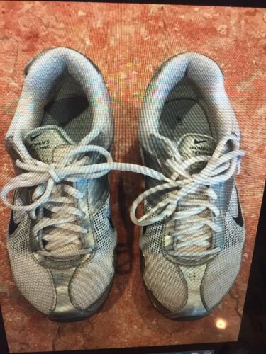 60ad9cd7a91 Training And Silver Running Size 5 White Nike Women s Sneakers Teal 7  qSxF7XFw