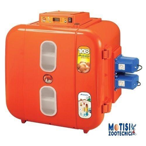 Incubatrice uova modello covatutto 108 108 108 digitale automatica f47605