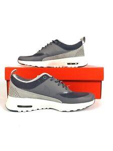 free shipping a02f4 541d8 Image is loading Nike-Air-Max-Thea-LX-881203-002-Gunsmoke-